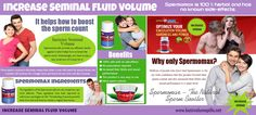 Click this site http://del.icio.us/bestvolumepills for more information on Increase Seman. You could likewise make use of an all-natural seminal fluid improvement pill. Spermomax pills are an effective blend of herbs, minerals as well as amino acids that not only Increase Seman manufacturing in your body but can also assist you attain harder as well as stiffer erections. First-rate tablets could assist increase your semen volume by as high as 500% within a few months.