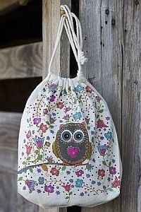Love this Owl bag!