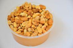 Palavras que enchem a barriga: Manteiga de amendoim caseira
