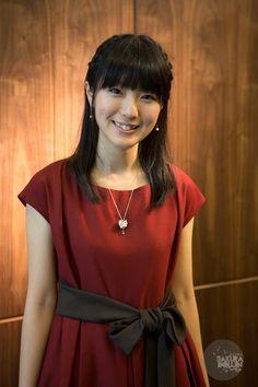 Yui Ishikawa voices Mikasa for the Japanese dub. (Attack ...