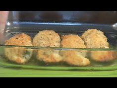 Stuffed Chicken Parmesan Garlic Rolls
