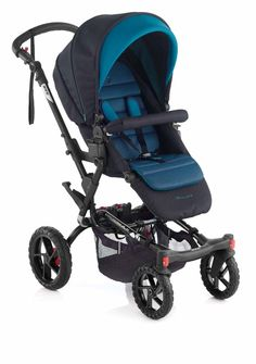 Jane Crosswalk Matrix Travel System in Teal Strollers At Disney World 760fd6c2d4