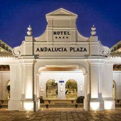 H10 Andalucia Plaza Hotel | Luxury hotels