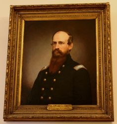 Colonel Edward Cross New Hampshire State House Portrait