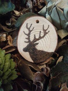 Excited to share the latest addition to my #etsy shop: Personalised Pyrographed Deer Keyring or Ornament http://etsy.me/2Egp53x #accessories #keychain #deer #pyrography #personalised #keyring #ornament #gift #wood