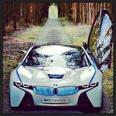 'Green Vision' BMW i8 Concept