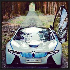 'Green Vision' BMW i8 Concept