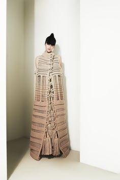 WIRES 10.0 by Jantine van Peski  | Knit | Knitwear |  lookbook | editorial | high fashion | tricot