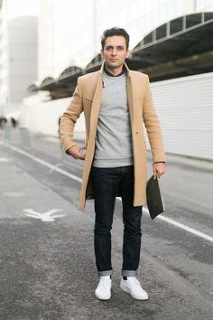 manteau camel homme, comment etre elegant pour 2016