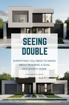 Duplex 101: The ultimate guide to building a Dual Occupancy home.