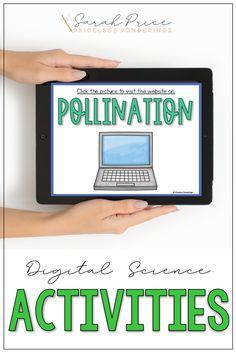 A simple guide to pollination in third and fourth grade. Tons of tips in this activity pack! Click through to read more! Science Activities, Science Resources, Interactive Activities, Hands On Activities, Writing Activities, Fun Writing Prompts, Sentence Writing, Cool Writing, Passage Writing