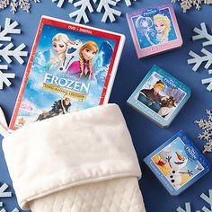 Take a look at the Frozen-Filled Stocking event on zulily today!