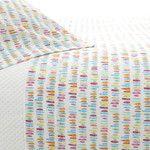 Paintbrush Cotton Sheet Set