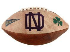 Notre Dame Fighting Irish Youth NCAA Vault Football