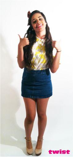 Camila of Fifth Harmony http://www.twistmagazine.com/2013/05/fifth-harmony-style-interview.html