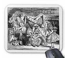 不思議の国のアリス『 赤ん坊を抱いたおばあさん 』のマウスパッド:フォトパッド(アリスシリーズ) 熱帯スタジオ http://www.amazon.co.jp/dp/B014H5O4VO/ref=cm_sw_r_pi_dp_K.odwb0MGT3FH