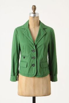 So Saturated Blazer by Daughters of the Liberation