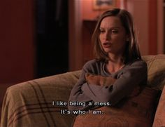 my favorite. Ally Mcbeal