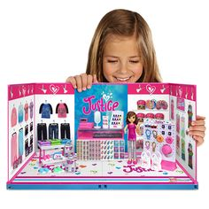 MiWorld Justice Deluxe Playset