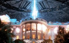 """Scene from """"Independence Day"""" (1996)"""