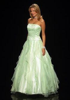 Birthstone dress :) i think it's cool