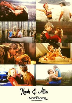 Why does The Notebook make me cry?!?! BOO!