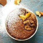 Tartă cu ciocolată — Adi Hădean Acai Bowl, Deserts, Pudding, Breakfast, Food, Pie, Acai Berry Bowl, Morning Coffee, Custard Pudding