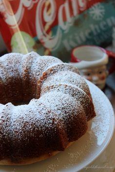 :) Gluten-Free Eggnog Cake