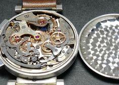 30's Breitling ss Chromo Sector design