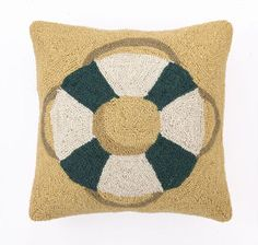 beach decor preserver pillow