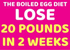 The Boiled Egg Diet: Lose 24 Pounds in 2 Weeks – My Amazing Stuff - Health & Diet Plans Boiled Egg Diet, Boiled Eggs, Egg Diet Losing Weight, Weight Loss, Lectins, Low Carb Cheesecake Recipe, Blood Type Diet, Different Diets, No Sugar Diet