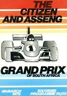 Grands Prix South Africa • STATS F1