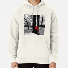 """""""'You +me =❤️❤️❤️❤️❤️❤️"""" Pullover Hoodie by stuffyourgifts 