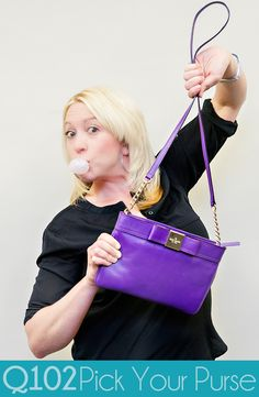 Kate Spade - Arica Crossbody. Go to wkrq.com to find out how to play Q102's Pick Your Purse!