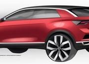 2018 Volkswagen T-Roc Exterior Computer Renderings and Photoshop - image 726628