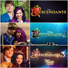 1757 Best descendants 3 images in 2019 | Disney Channel, Disney