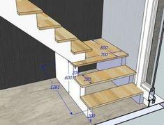 35 ideas house modern loft staircases for 2019 Modern Staircase House ideas loft modern Staircases Small Staircase, Loft Staircase, Attic Stairs, Modern Staircase, Stairs To Loft, Staircase Ideas, Garage Stairs, Basement Stairs, House Stairs