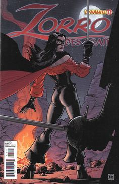 Zorro Rides Again ___Writer: Matt Wagner Penciller John K. Snyder III , Cover by Matt Wagner , The Story .... There's a Zorro imposter in Los Angeles! How is Zorro going to react?