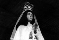 Nuestra Señora de la Limpia Concepción de Ujarrás, Primera patrona de Costa Rica, imagen policromada de bulto.