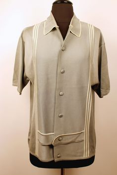1960's italian knit shirts