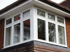 Bon Corner Bay Window Plush Design 10 Timber Flush Casement Windows