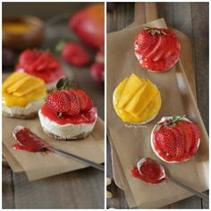 Mini cheesecakes (vegan) - Made by Choices