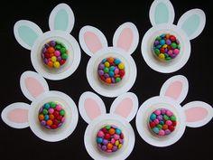 Easter Art, Easter Crafts For Kids, Easter Bunny, Easter Eggs, Bunny Crafts, Diy Crafts, Easter Snacks, Diy Ostern, Crafts For Seniors
