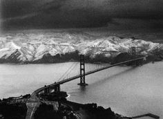 Marin/Golden Gate Bridge - Gone But Not Forgotten: 1976 Bay Area snowstorm- SFGate.com blog