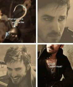 Good question. I think without Captain Hook it would be rather dull, and there is always the hope that he will change.