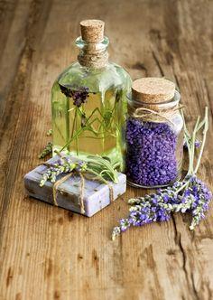 Lavender treats.