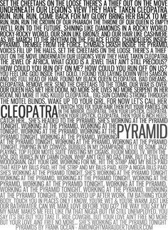 Frank Ocean - Pyramids <3