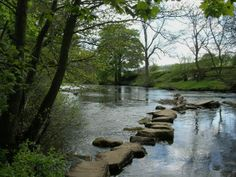Stepping stones near Hathersage Peak District Landscape Photography Tips, Scenic Photography, London Photography, Landscape Photos, Aerial Photography, Night Photography, South Yorkshire, Yorkshire England, Yorkshire Dales