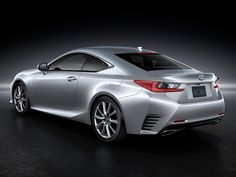 2015 Lexus RC 350 This will be my next car. ❤️ 2018 or 2019 I'm thinking...