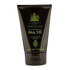 Truefitt & Hill - Authentic No.10 Cleansing Scrub - 100ml/3.3oz by Truefitt & Hill. $19.95. A fragranced cleansing scrub for men. Authentic No.10 Cleansing Scrub